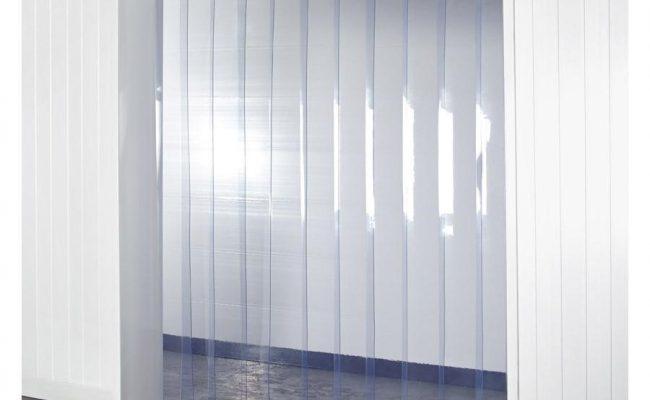 200 x 2 mm személybejáró hőszigetelő szalagfüggöny